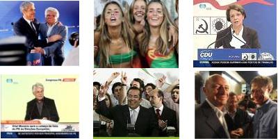 Portugal eleições europeias 2009